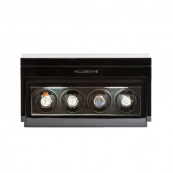 Paul Design - Gentleman 4+6 Watch Winder & Extra storage for 6 watches