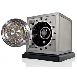 Doettling Safe - Colosimo standard version for 1 watch with integrated Swiss Kubik watchwinder