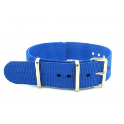 Watch NATO strap Blue n°21