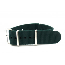 Watch NATO strap emerald