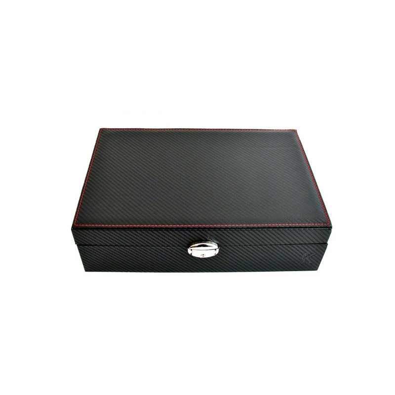 KronoKeeper box for 12 watches