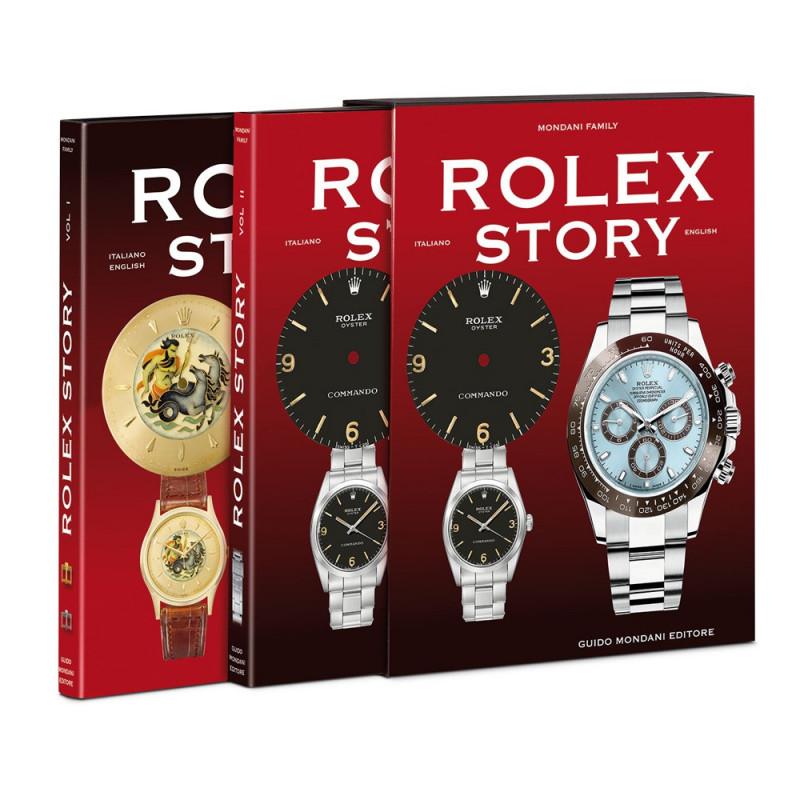 Rolex story Mondani