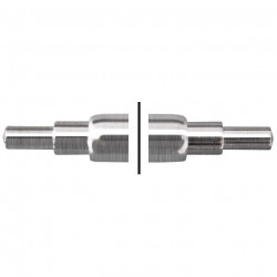 2 sides special-shaped Springbar 19 mm