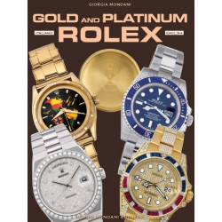 Rolex Gold & Platinum Limited Edition Book
