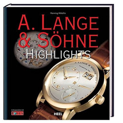 A. Lange & Söhne - Highlights