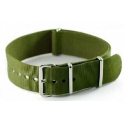 Watch NATO strap Green