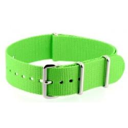 Watch NATO strap Light Green