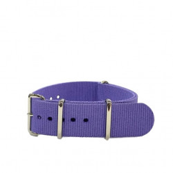 Watch NATO strap Blue/Purple