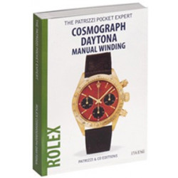 THE PATRIZZI POCKET EXPERT VOL I ROLEX COSMOGRAPH DAYTONA MANUAL WINDING