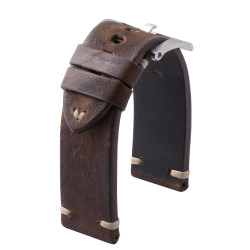 Vintage calf strap for Panerai