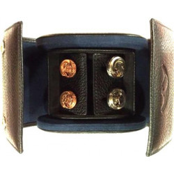 Cufflink rack for Phase de lune Travel box