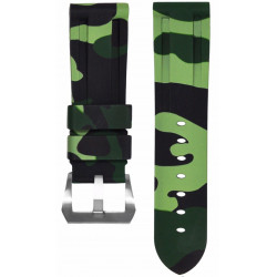 Horus Camouflage Rubber for Panerai Luminor & Radiomir green