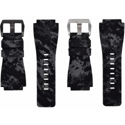 Horus Camouflage Rubber for Bell&Ross digital graphite