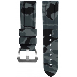 Horus Camouflage Rubber for Panerai Luminor & Radiomir graphite