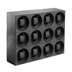 SwissKubiK MasterBox 12 Watch Winder - Wood