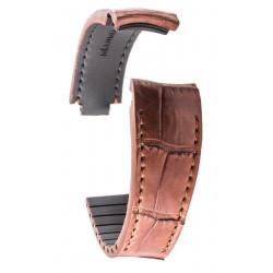 R-Strap - Alligator strap for Rolex - Brown