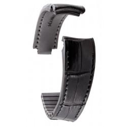 R-Strap - Alligator strap for Rolex - Black