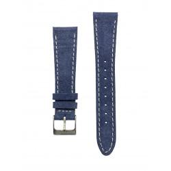 Kronokeeper Strap - Edgar blue/white