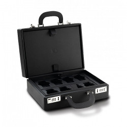Scatola del Tempo VALIGETTA travel case for 16 watches