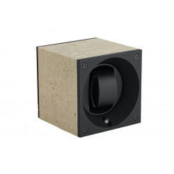 SwissKubik MasterBox watch winder - Granite Stone
