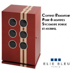 Elie Bleu - 6 watches winder