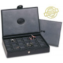Underwood London Cufflinks Box for 24 pairs