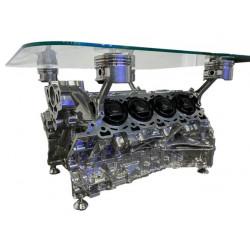 Aston Martin V8 Vantage 2008 Engine Coffee Table