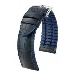 Andy Hirsch Watch Strap Black/Blue