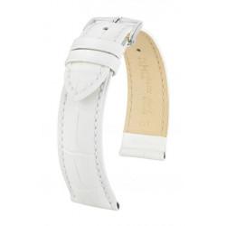 Duke Hirsch Watch Strap White