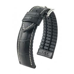 George Hirsch Watch Strap Black