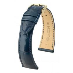 London Hirsch Watch Strap Blue