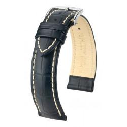 Modena Hirsch Watch Strap Black