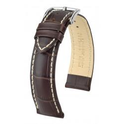 Modena Hirsch Watch Strap Brown