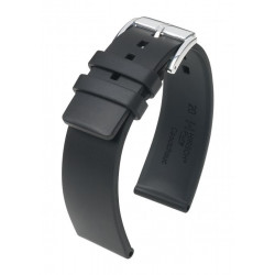 Pure Hirsch Watch Strap Black