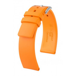 Pure Hirsch Watch Strap Orange