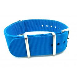 Watch NATO strap Blue N°7