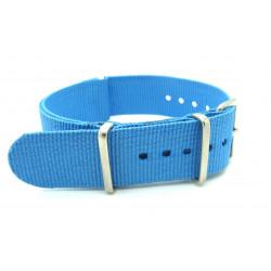Watch NATO strap blue n°20