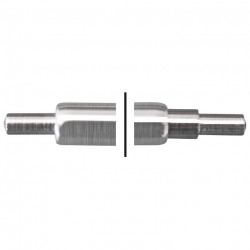 1 side special-shaped springbar 20 mm