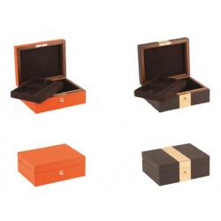 Giobagnara Gold Jewelry Box with Tray