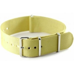 Bracelet nylon NATO Sable