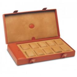 Boîte à montre de voyage Underwood London pour 10 montres