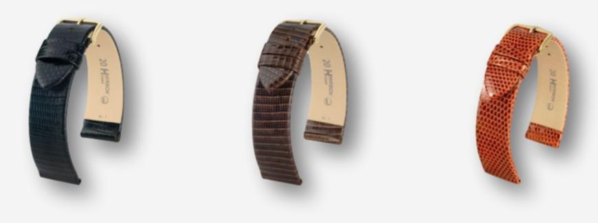 Lizard watch straps
