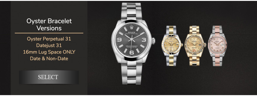 Rolex 31mm - Oyster