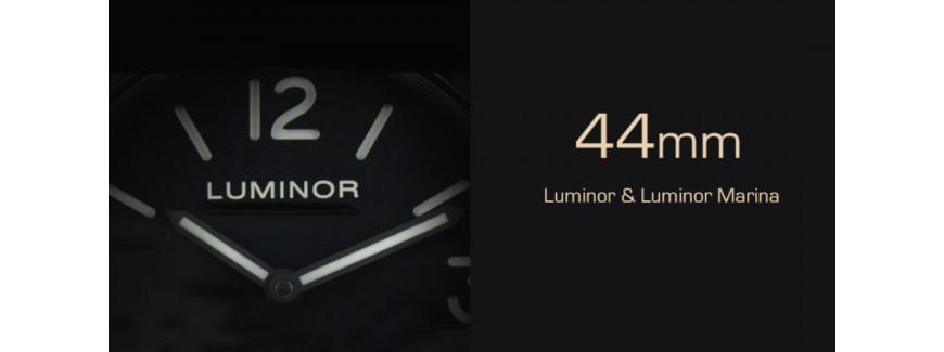 44mm Luminor & Marina